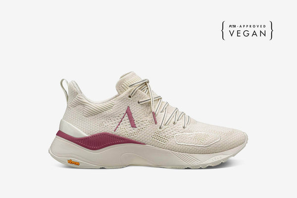 ARKK Collection Forthline FG Vulkn Vibram Off White Dark Rose - Women Forthline