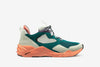 ARKK Collection Kanetyk Suede W13 Off White Cantaloupe - Men Kanetyk Off White Cantaloupe