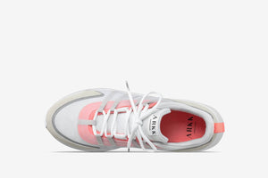 ARKK Collection Lyron Mesh F-PRO90 White Radiant Coral - Women Lyron White Radiant Coral
