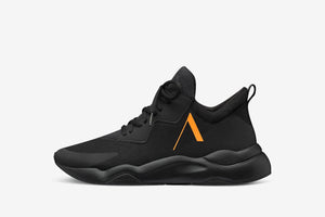 ARKK Copenhagen - Essential Line Pykro Mesh F-PRO90 Black Blazing Orange - Men Pykro Black
