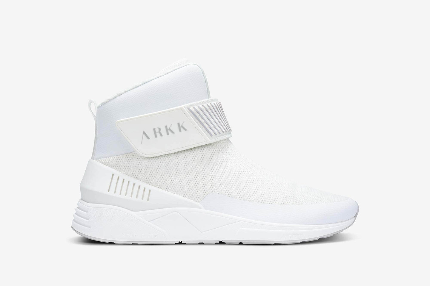 ARKK Collection Pythron S-E15 White Light Grey - Women Pythron White
