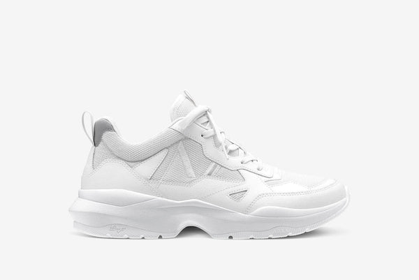 ARKK Collection Quantm Leather T-G9 Triple White - Men Quantm Triple White