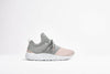 ARKK Collection Raven S-E15 Grey Melange Soft Pink Spray - Women Raven Light Grey Melange