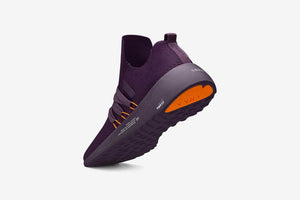 ARKK Copenhagen - Main Line Raven FG 2.0 PWR55 Disrupted Dark Purple Orange Glory - Women Raven Dark Purple Orange Glory