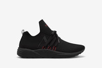 ARKK Collection Raven FG 2.0 S-E15 Triple Black Burnt Red - Women Raven Black
