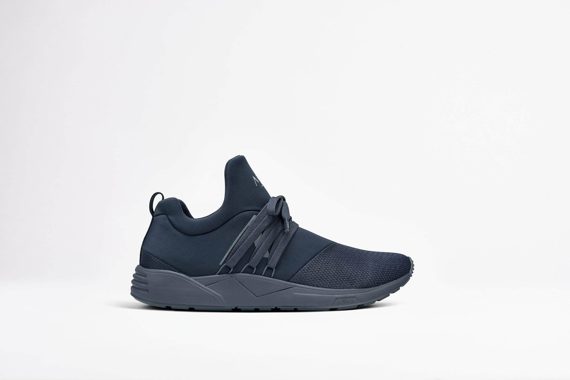 ARKK Copenhagen - Main Line Raven Mesh S-E15 Midnight Reflective - Women Raven Midnight