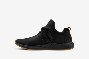ARKK Collection Raven Nubuck S-E15 Black Brown Gum - Women Raven Black Brown Gum