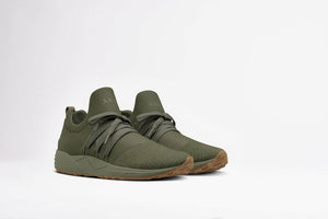 ARKK Collection Raven Nubuck S-E15 Vibram® Dark Army Gum-Men Raven Dark Army