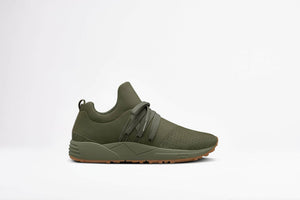 ARKK Collection Raven Nubuck S-E15 Vibram® Dark Army Gum-Women Raven Dark Army