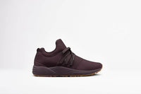 ARKK Collection Raven Nubuck S-E15 Vibram® Dark Bordeaux Gum - Men Raven Dark Bordeaux