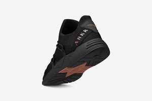 ARKK Collection Scorpitex Mesh S-E15 Black Rust-MEN Scorpitex Black