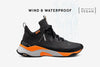 ARKK Collection Stormrydr Nylon HL VULKN Vibram Black Orange Glory - Men Stormrydr
