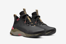 ARKK Collection Stormrydr Nylon HL VULKN Vibram Black Rich Coral - Women Stormrydr