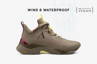 ARKK Collection Stormrydr Nylon HL VULKN Vibram Khaki Ruby - Women Stormrydr