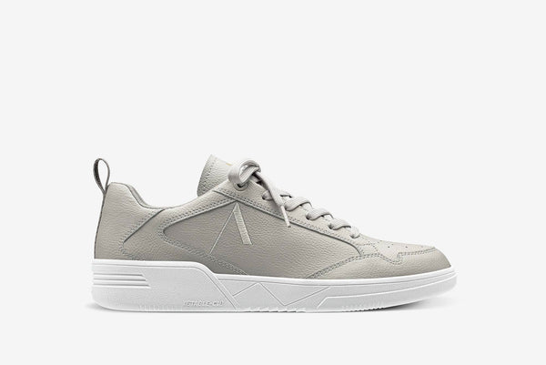 ARKK Collection Visuklass Leather S-C18 | Dove White | Men Visuklass