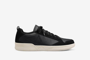 ARKK Collection Visuklass Leather Suede S-C18 | Black Marshmallow | Women Visuklass