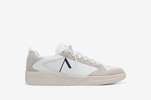 ARKK Collection Visuklass Leather Suede S-C18 | White Midnight | Men Visuklass