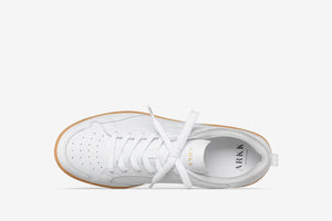 ARKK Collection Visuklass Leather S-C18 White Light Gum - Women Visuklass