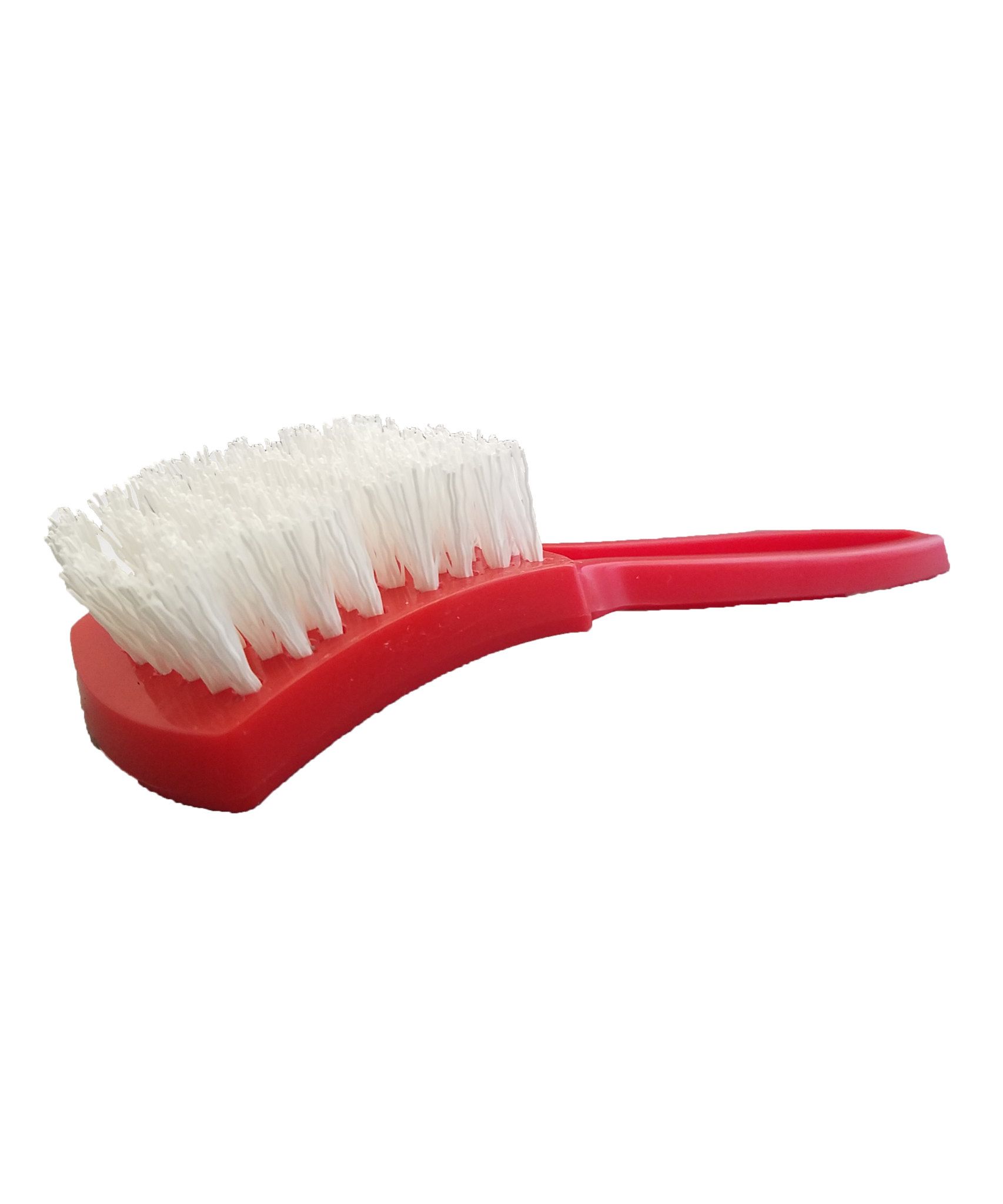 Nylon tire and whitewall brush