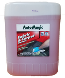 Auto Magic Fabric & Carpet Cleaner, for us with extractor machines