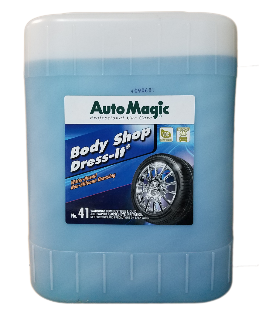 Body Shop Dress-It 5 Gallon - Auto Magic