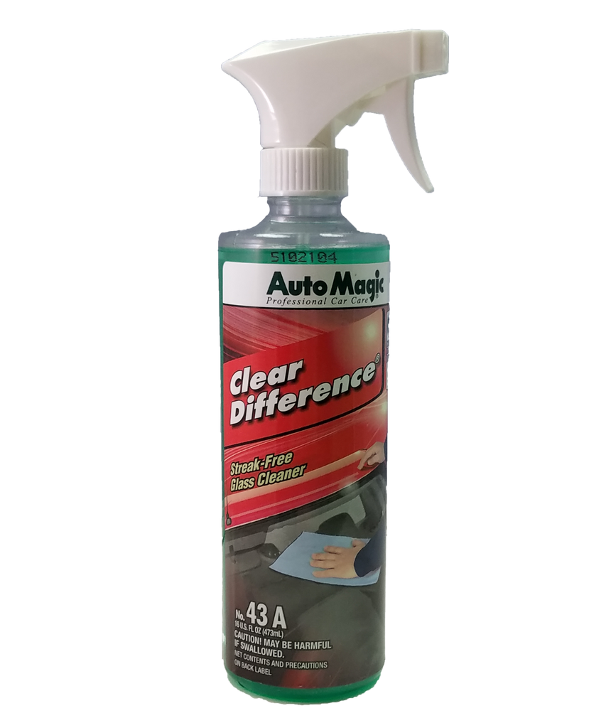 Clear Difference Glass Cleaner- Auto Magic