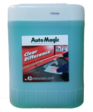 Auto Magic Clear Difference glass cleaner 5 gallon