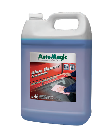 Auto Magic Concentrated Glass Cleaner 1 gallon