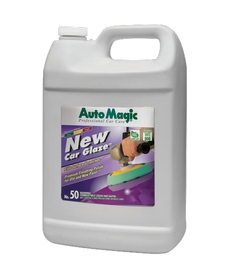 Auto Magic's New Car Glaze in 1 gallon