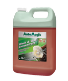 Auto Magic Wash and Wax Concentrate car shampoo. 1 gallon.