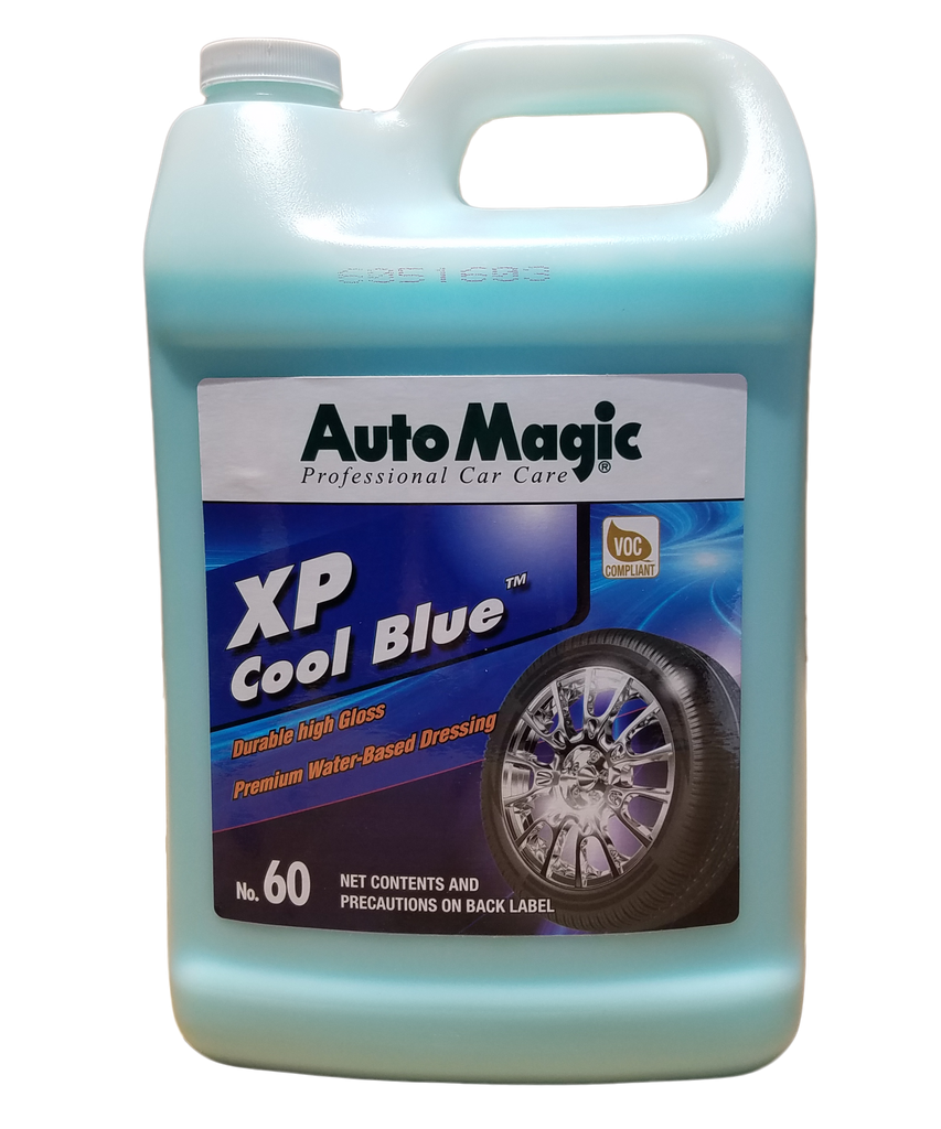 XP Cool Blue Tire Dressing- Auto Magic