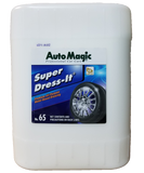 Auto magic Super Dress It water-based dressing for interior and exterior use 5 gallon