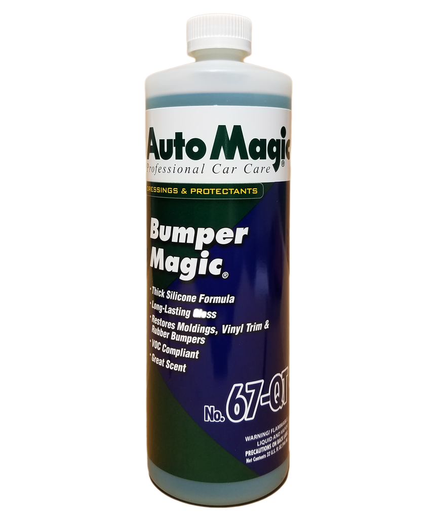 Bumper Magic Trim Restorer
