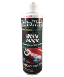 Auto Magic White Magic cleaner wax in 16 oz.