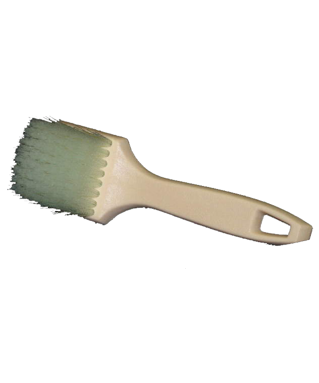 Whitewall Tire Brush - White