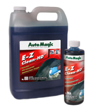 Auto Magic EZ Clean HD upholstery shampoo gallon and 16 oz.