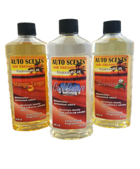 Auto Scent concentrated liquid air freshener- 8oz makes 1 to 2 gallons