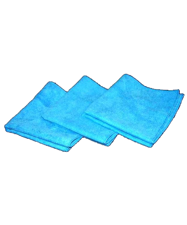 "Microfiber Polishing Cloth 16"" x 16"" 12/pk"