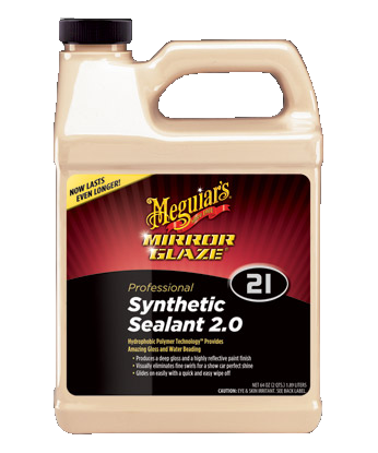 Meguiar's Mirror Glaze® Synthetic Sealant 2.0 M21
