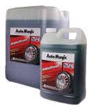 Auto Magic Magnificent acid-free tire and wheel cleaner 1 gallon & 5 gallon