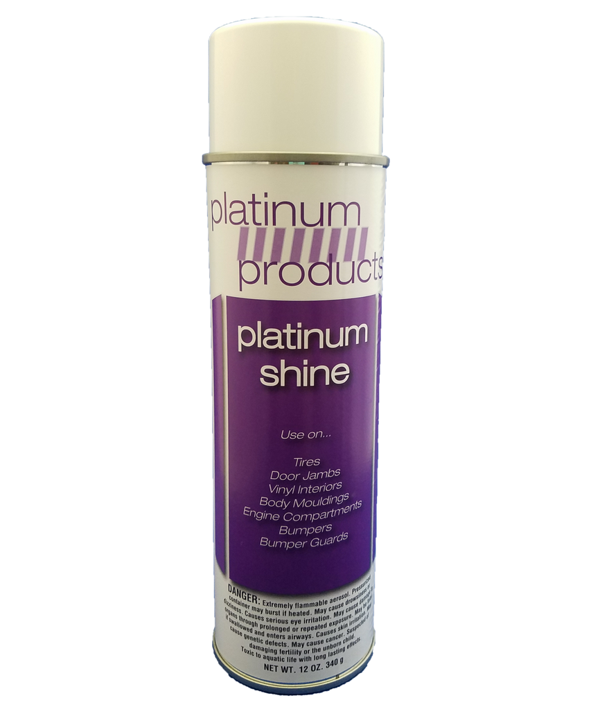 Platinum Products: Platinum Shine