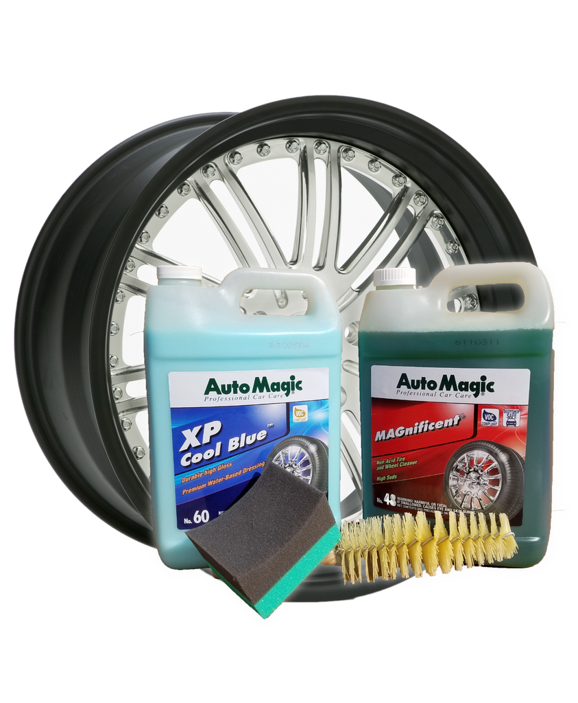 Ultimate Wheel Care Kit