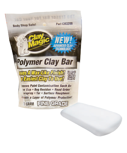 Clay Magic Polymer Clay Bar - Auto Magic