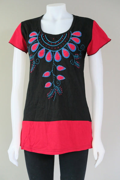 Leaf Necklace C/S Top