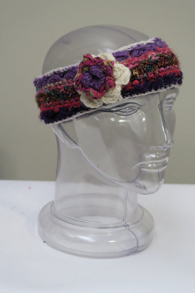 Multi Textured Headband