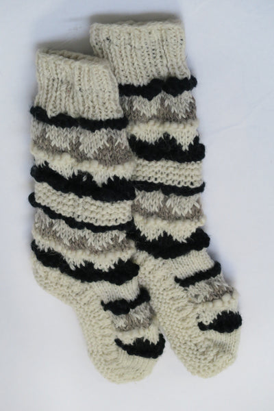 Fairisle Slippers