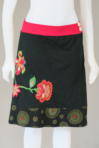Flower/Mandala Skirt