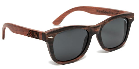 Kentucky Wildcats Kalahari Wood Sunglasses