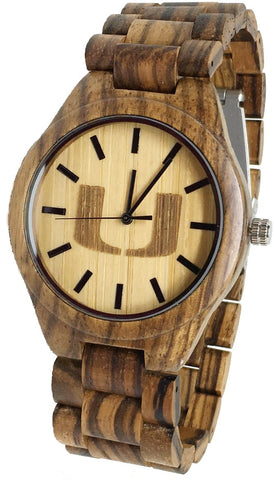 Miami Hurricanes Watch by FuzionWood