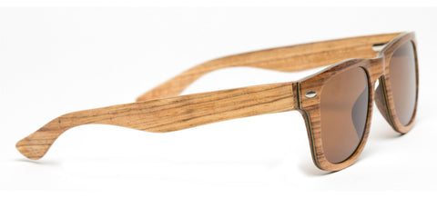 Safari Wood Sunglasses